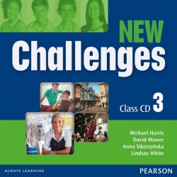 New Challenges 3 Class Audio CDs / Аудіо диск