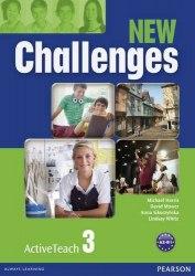 New Challenges 3 Active Teach / Ресурси для інтерактивної дошки