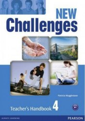 New Challenges 4 Teacher's Handbook & Multi-ROM Pack / Підручник для вчителя