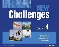 New Challenges 4 Class Audio CDs / Аудіо диск