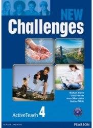 New Challenges 4 Active Teach / Ресурси для інтерактивної дошки