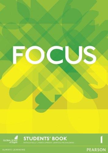 Focus 1 Student's Book / Підручник для учня