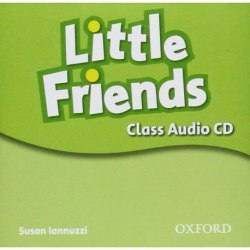 Little Friends Class CD / Аудіо диск