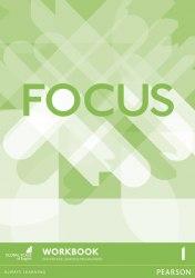 Focus 1 Workbook / Робочий зошит