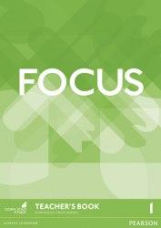 Focus 1 Teacher's Book with DVD-ROM / Підручник для вчителя