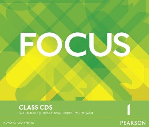 Focus 1 Class Audio CDs / Аудіо диск