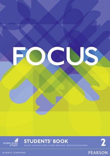Focus 2 Student's Book / Підручник для учня