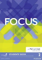 Focus 2 Student's Book with MyEnglishLab Pearson