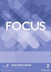 Focus 2 Teacher's Book with DVD-ROM / Підручник для вчителя