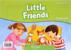 Little Friends Flashcards / Flash-картки