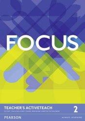 Focus 2 Teacher's Active Teach Pearson