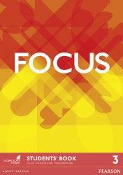Focus 3 Student's Book / Підручник для учня