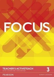 Focus 3 Teacher's Active Teach / Ресурси для інтерактивної дошки