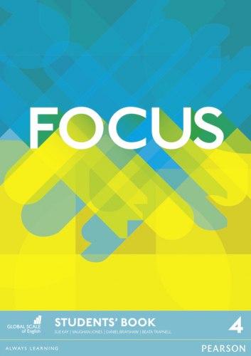 Focus 4 Student's Book / Підручник для учня
