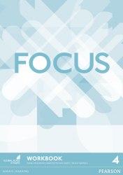 Focus 4 Workbook / Робочий зошит