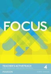 Focus 4 Teacher's Active Teach / Ресурси для інтерактивної дошки