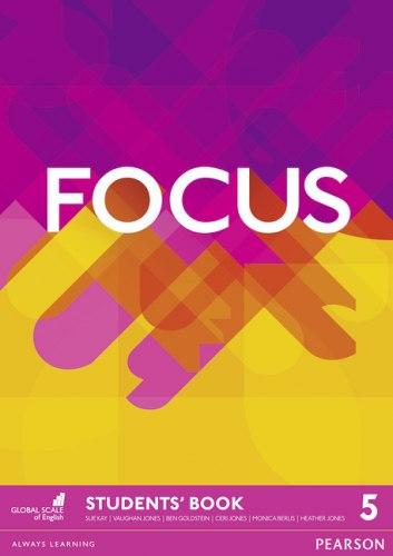 Focus 5 Student's Book / Підручник для учня