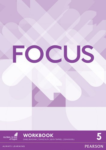 Focus 5 Workbook / Робочий зошит