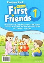 First Friends 1 (2nd Edition) Teacher's Resource Pack / Ресурси для вчителя