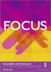 Focus 5 Teacher's Active Teach / Ресурси для інтерактивної дошки