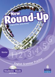New Round Up Starter Student's Book with CD-Rom Pearson