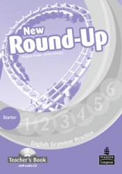 New Round Up Starter Teacher's Book with Audio CD / Підручник для вчителя