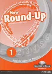 New Round Up 1 Teacher's Book with Audio CD Pearson