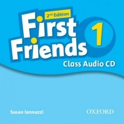 First Friends 1 (2nd Edition) Class CD / Аудіо диск