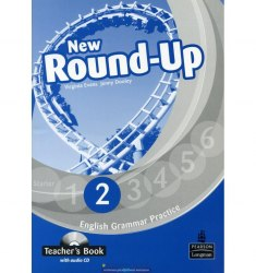 New Round Up 2 Teacher's Book with Audio CD Pearson