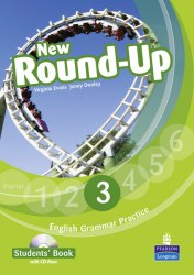 New Round Up 3 Student's Book with CD-Rom Pearson