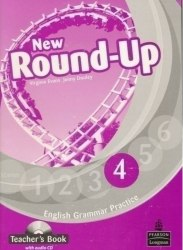 New Round Up 4 Teacher's Book with Audio CD Pearson