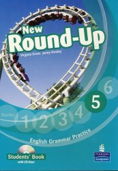 New Round Up 5 Student's Book with CD-Rom Pearson