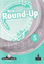 New Round Up 5 Teacher's Book with Audio CD Pearson