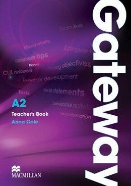 Gateway A2 Teacher's Book with Test CD / Підручник для вчителя