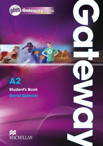 Gateway A2 Student's Book with Gateway Online / Підручник для учня