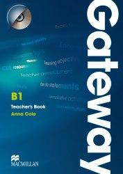 Gateway B1 Teacher's Book with Test CD / Підручник для вчителя