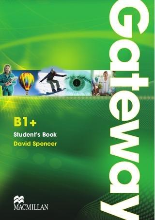 Gateway B1+ Student's Book / Підручник для учня