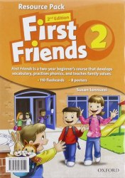 First Friends 2 (2nd Edition) Teacher's Resource Pack / Ресурси для вчителя