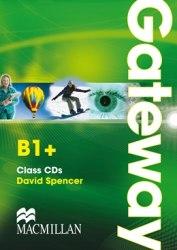 Gateway B1+ Class CDs Macmillan