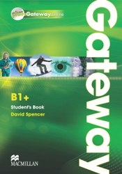 Gateway B1+ Student's Book with Gateway Online / Підручник для учня