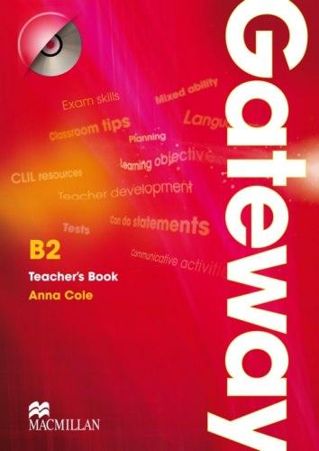 Gateway B2 Teacher's Book with Test CD / Підручник для вчителя