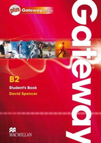 Gateway B2 Student's Book with Gateway Online / Підручник для учня