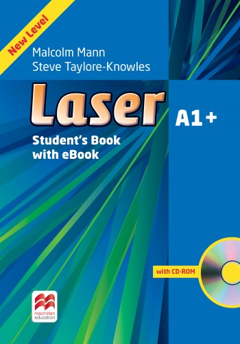 Laser A1+ (3rd Edition) Student's Book with eBook Pack / Підручник для учня