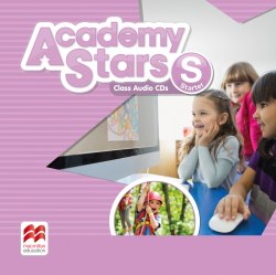 Academy Stars Starter Class Audio CDs / Аудіо диск