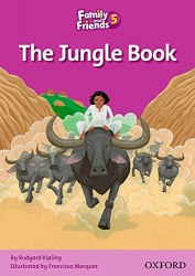 Family and Friends 5 Reader The Jungle Book / Книга для читання