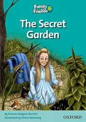 Family and Friends 6 Reader The Secret Garden / Книга для читання