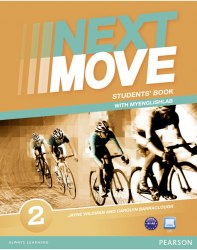 Next Move 2 Student's Book with MyEnglishLab Pearson