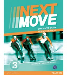 Next Move 3 Student's Book with MyEnglishLab / Підручник для учня