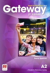 Gateway A2 (2nd Edition) Student's Book Pack / Підручник для учня