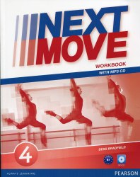 Next Move 4 Workbook + CD Pearson